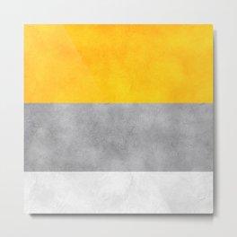 Cameron Diaz's Palette Metal Print