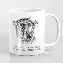 Pain Into Power (Lights) Coffee Mug