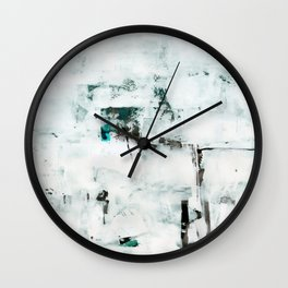 Blissful Illusions No.2g by Kathy Morton Stanion Wall Clock