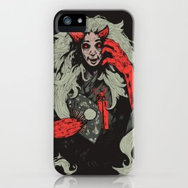 Uriko-Hime iPhone Case