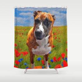 Navaoh Shower Curtain