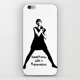 Karen O Yeah Yeah Yeahs  iPhone Skin