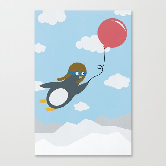 Take Flight! Canvas Print