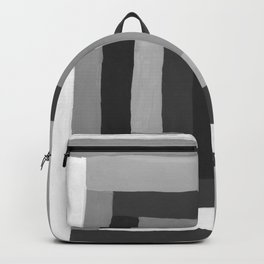 Painted Color Blocks Backpack