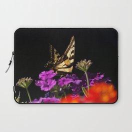 Garden Swallowtail Laptop Sleeve
