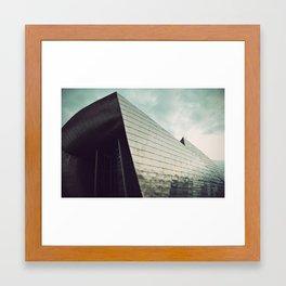Guggenheim Museum Bilbao Framed Art Print