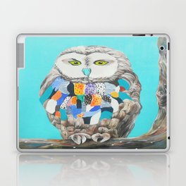 Imaginary owl Laptop & iPad Skin