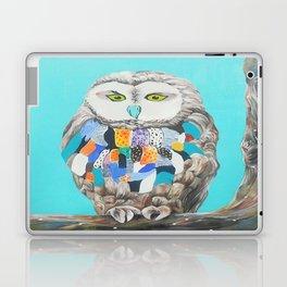 Imaginary owl Laptop & iPad Skin