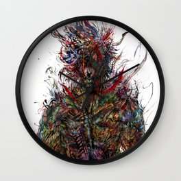 Raiden Wall Clock