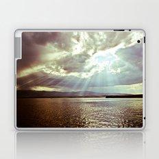 Sun Beams (Warm Tone) Laptop & iPad Skin