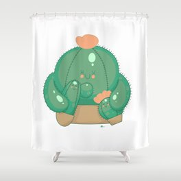 Family Sticks Together Shower Curtain