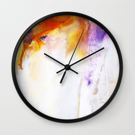 Conceptional Views VI Wall Clock