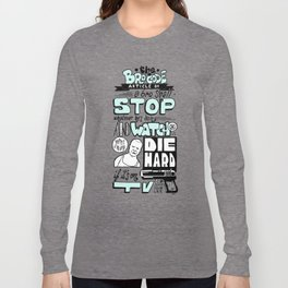 The Bro Code - Article 84 Long Sleeve T-shirt