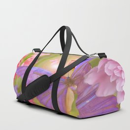 Once upon a time there was...  #society6 #buyart Duffle Bag