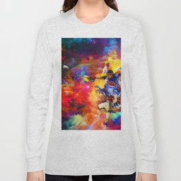 Dance with eagle Long Sleeve T-shirt