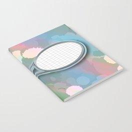 Tennis Claw Notebook