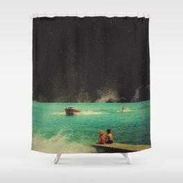 Thassos Shower Curtain