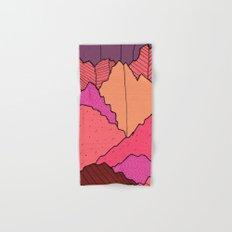 Mountain Cliffs  Hand & Bath Towel