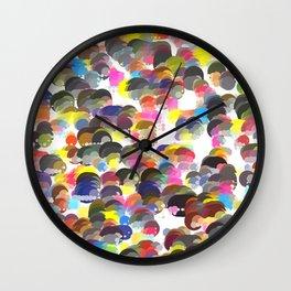 Lovely Dot No. 1 Wall Clock