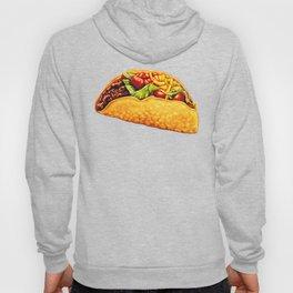 Taco Pattern Hoody