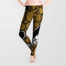 UNSW Underwater Rugby Logo Leggings