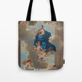 """Fine Art,""""The Assumption of the Virgin"""",Masterpiece,on,HOME DECOR,Wall Art,iPhone cases,iPhone sleev Tote Bag"""