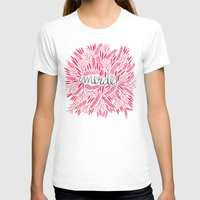 french T-shirts featuring Pardon My French – Pink by Cat Coquillette