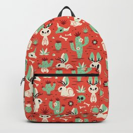 Cryptid Cuties: The Jackalope Backpack