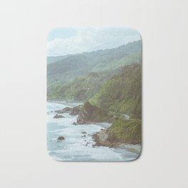 New Zealand Coast 2 Bath Mat