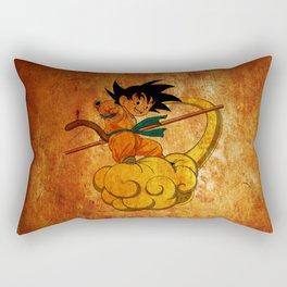 goku and kinton Rectangular Pillow