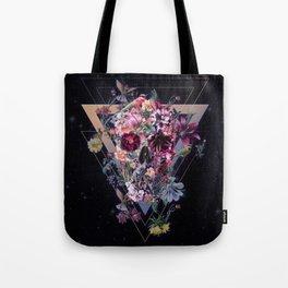 New Skull Tote Bag