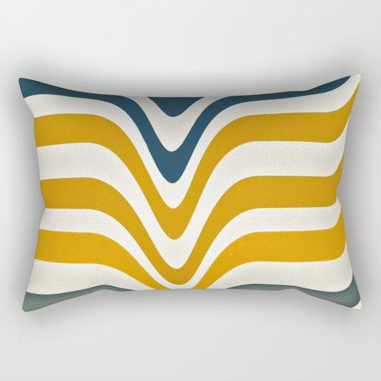 Between Waves 2 Rectangular Pillow