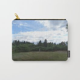 Vashon Garden Scene Carry-All Pouch