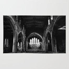 St Lukes Church, Abercarn, South wales, UK - 07 Rug