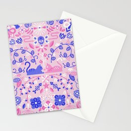 Kitten Lovers Stationery Cards