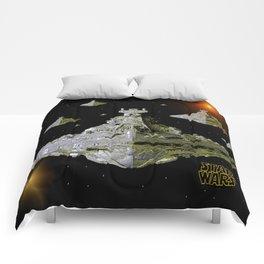 Galactic Battle Cruisers  Comforters