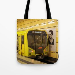 Off to Berlin! Tote Bag
