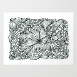 Detail 1 Art Print