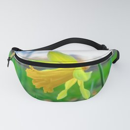 Daffodil at Sunset Fanny Pack