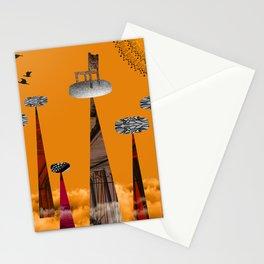 Pedestal Stationery Cards