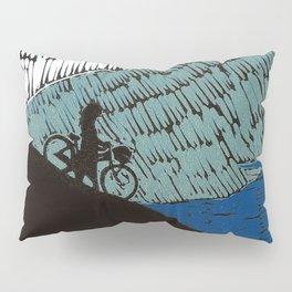 Never Rode My Bike Down To The Sea Pillow Sham
