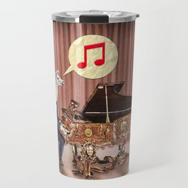 LA-LA-LA-Llama! Travel Mug
