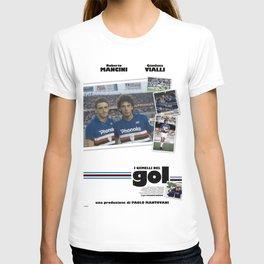 I Gemelli del Gol T-shirt