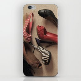 Shoes iPhone Skin