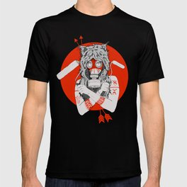 Lady of the Wild T-shirt