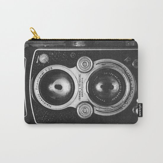 The King of Cameras - The Rolleiflex Carry-All Pouch