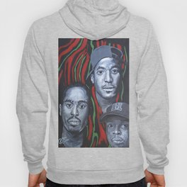 A Tribe Called Quest Art Print Hoody