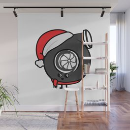 festive turbo Wall Mural