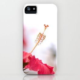 Pistil grip iPhone Case