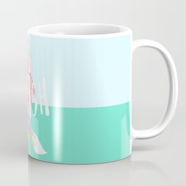 Go Fish With Quote #society6 Coffee Mug